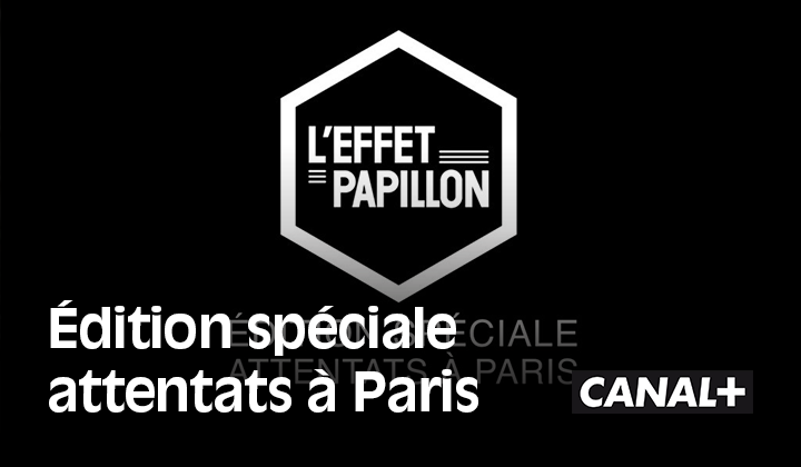Edition spéciale Attentats à Paris – 52' – Capa – 2015