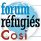 Forum réfugiés logo